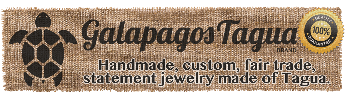 Handmade Statement Tagua Jewelry Store