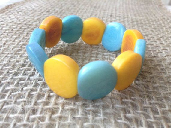ORGANIC BRACELET FOR LITTLE GIRLS