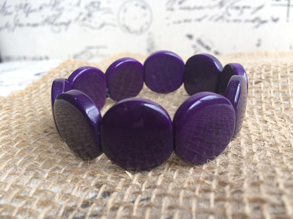 Mommy and me handmade Tagua bracelets
